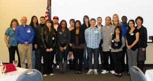 Students from Puget Sound Skills Center