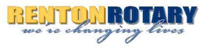 Renton Rotary Logo